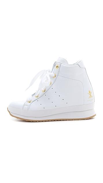 Adidas x Opening Ceremony Honey Wedge Sneakers