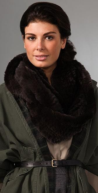 Adrienne Landau Rex Infinity Scarf