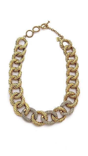 AERIN Erickson Beamon Chain Link Necklace