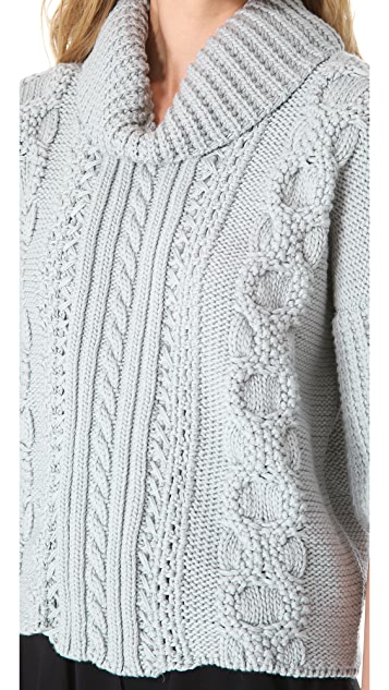 Alberta Ferretti Collection Wool Sweater
