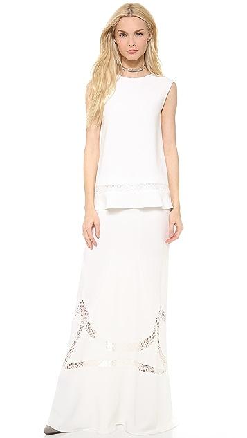 Alberta Ferretti Collection Maxi Skirt