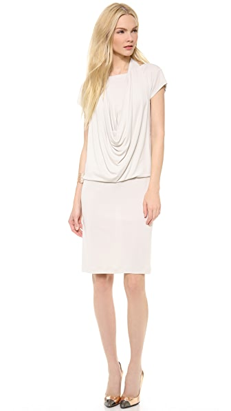 Alberta Ferretti Collection Short Sleeve Dress