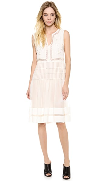 Alberta Ferretti Collection Sleeveless Dress