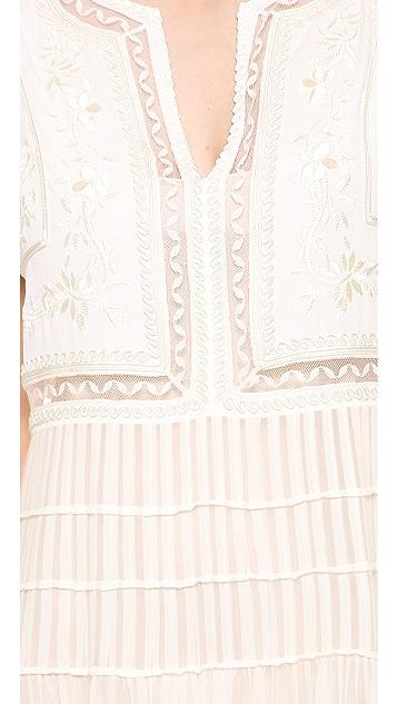 Alberta Ferretti Collection Sleeveless Dress