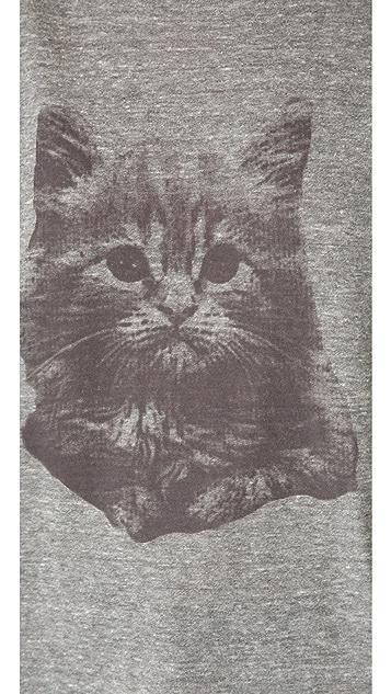 A Fine Line Hastings Kitten Tee
