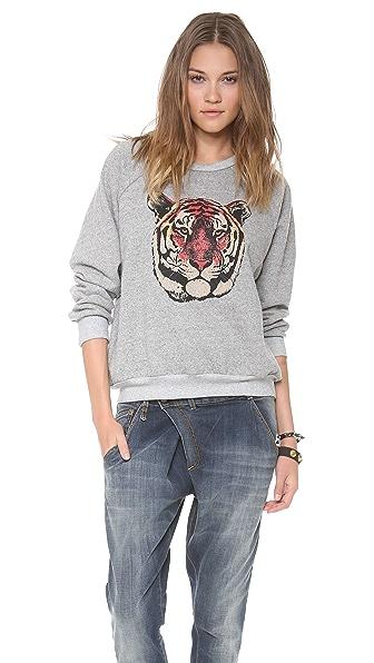 A Fine Line Mascot Sweatshirt
