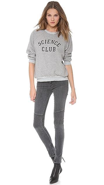 A Fine Line Science Sweatshirt