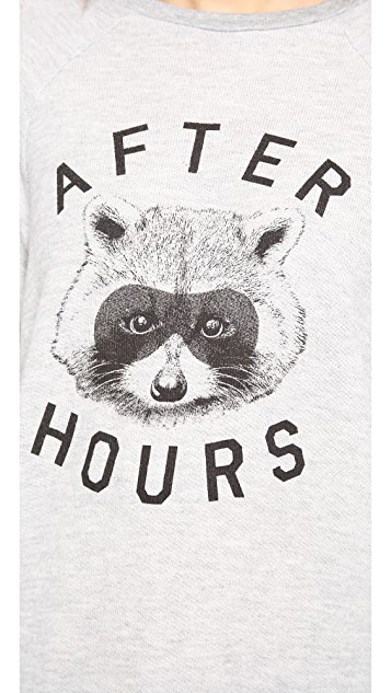 A Fine Line After Hours Sweatshirt