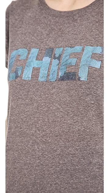 A Fine Line Chief Tee
