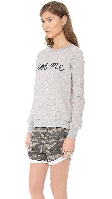 A Fine Line Kiss Me Forever Sweatshirt