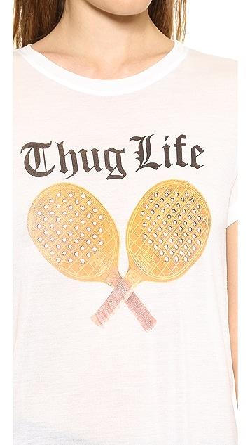 A Fine Line Thug Life Tee
