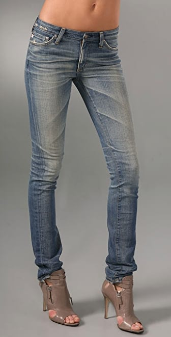 AG Premiere Straight Skinny Jeans | 15% off first app purchase ...