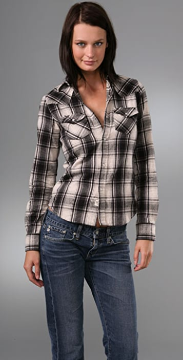 AG The Duster Western Shirt