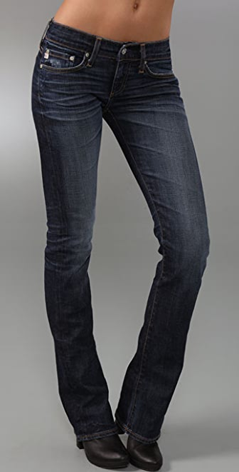 AG Decade Vintage Boot Cut Jeans