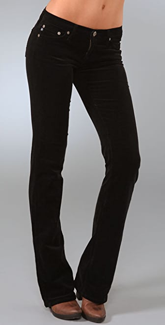 AG Angel Boot Cut Corduroy Pants | SHOPBOP