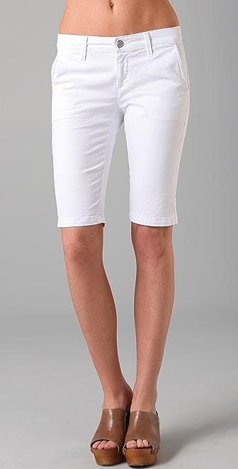 AG Malibu Khaki Shorts