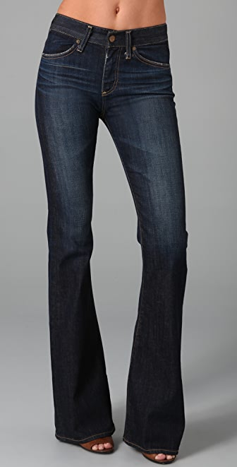 AG The Farrah '70s Bell Bottom Jeans