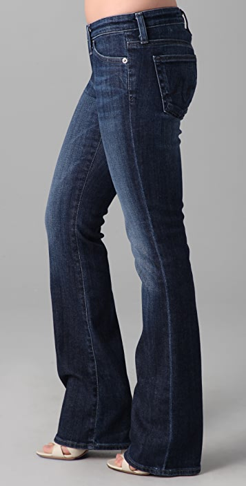 AG Angelina Petite Boot Cut Jeans