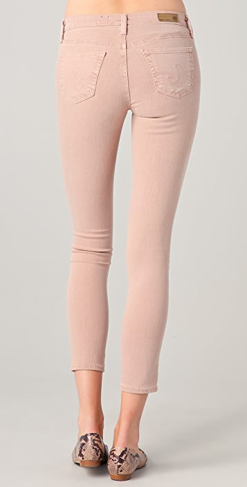 AG Super Skinny Ankle Leggings