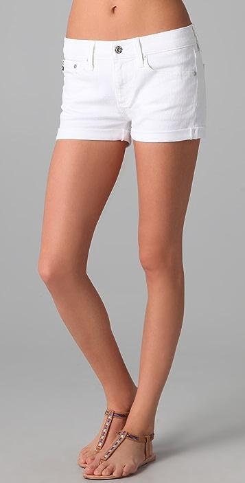 AG Pixie Denim Shorts