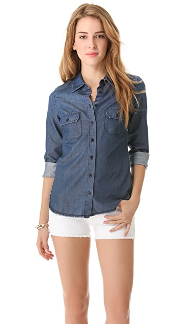 AG Dakota Denim Shirt