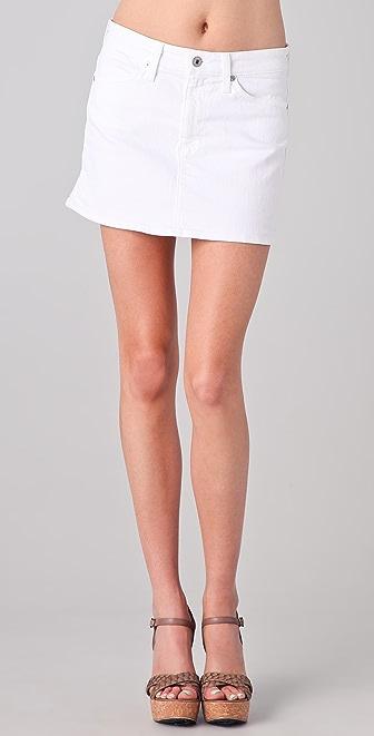 AG A Line Miniskirt