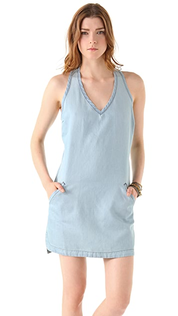 AG Denim Tank Dress