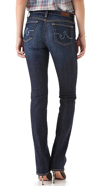 AG Alexa Slim Boot Cut Jeans
