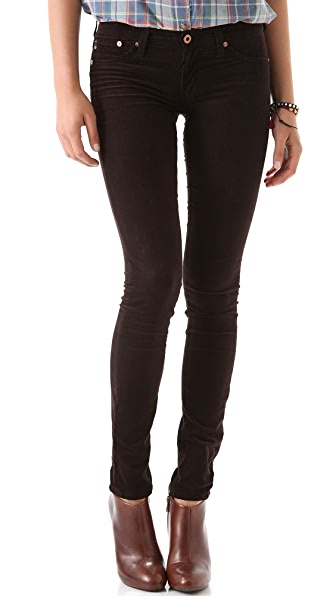 AG Super Skinny Corduroy Leggings