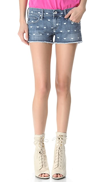 AG The Daisy Shorts