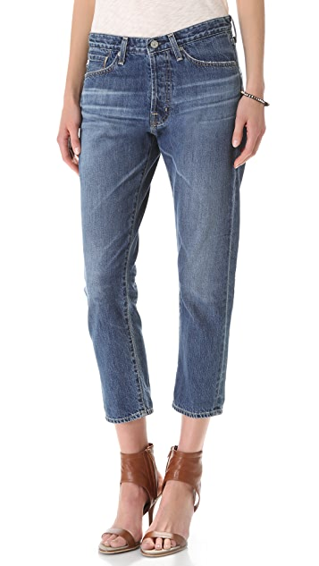 AG Rambler Slouchy Tapered Jeans