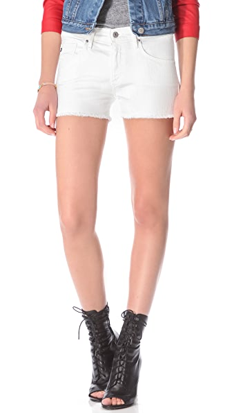 AG Pixie Cutoff Shorts