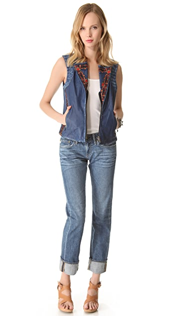 AG Tomboy Relaxed Fit Jeans