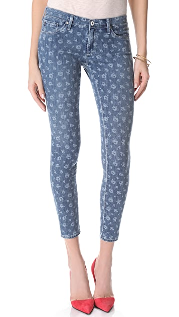 AG Liberty for AG The Legging Ankle Super Skinny Jeans