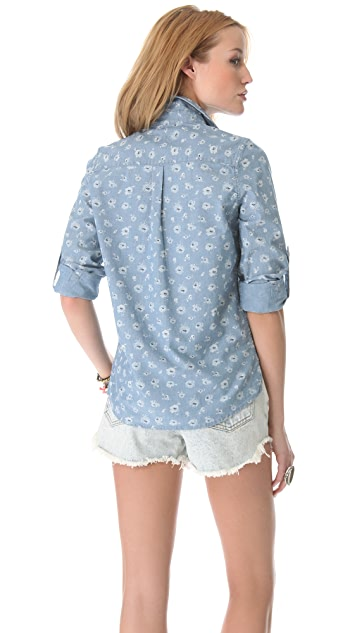 AG Liberty for AG The Collette Basic Shirt