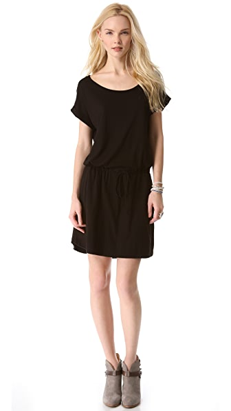 AG Short Sleeve Tee Dress