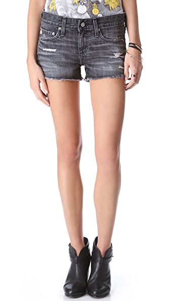 AG The Bonnie Relaxed Shorts