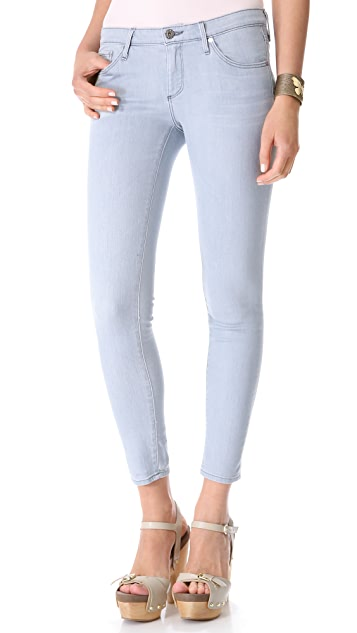 AG The Super Skinny Ankle Jeans