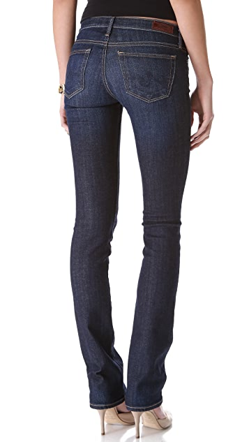 AG The Ballad Slim Boot Cut Jeans