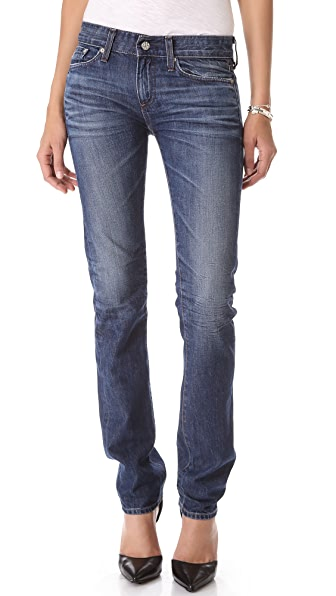 AG The Piper Slouchy Slim Jeans