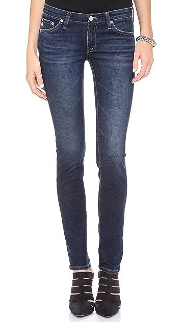 AG The Stilt Cigarette Jeans