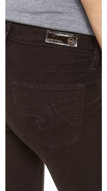 AG The Super Skinny Corduroy Pants
