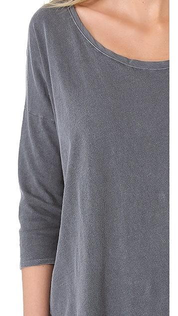 AG Long Sleeve Circle Top