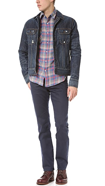 AG Graduate Tailored Jeans