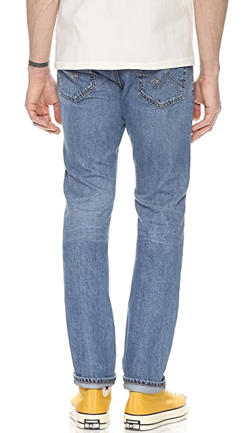 AG Graduate Tailored 12oz Jeans