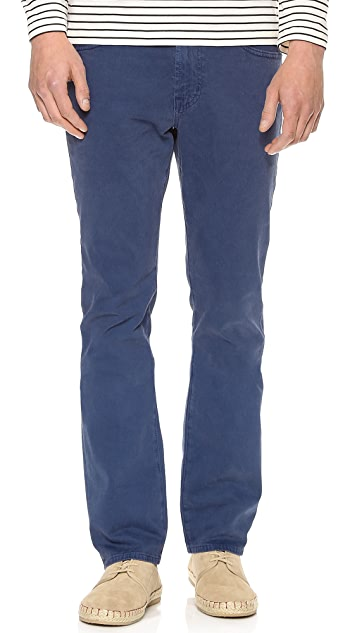 AG Graduate Garment Dyed Jeans