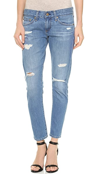 AG The Nikki Crop Jeans