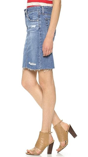 AG The Erin Pencil Skirt