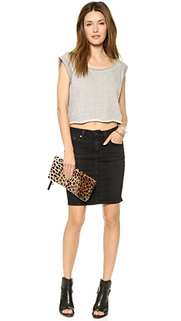 AG The Erin Pencil Skirt