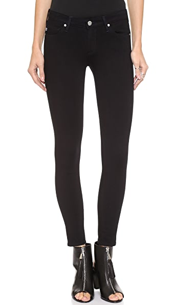 Ag Contour 360 Ankle Super Skinny Jeans - Hideout at Shopbop